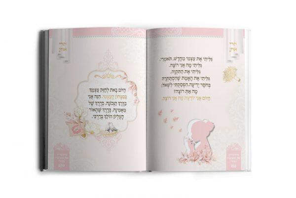 בקשתי את שאהבה נפשי - ספר רוחני - ספר לזוגיות - זיווג רווקה